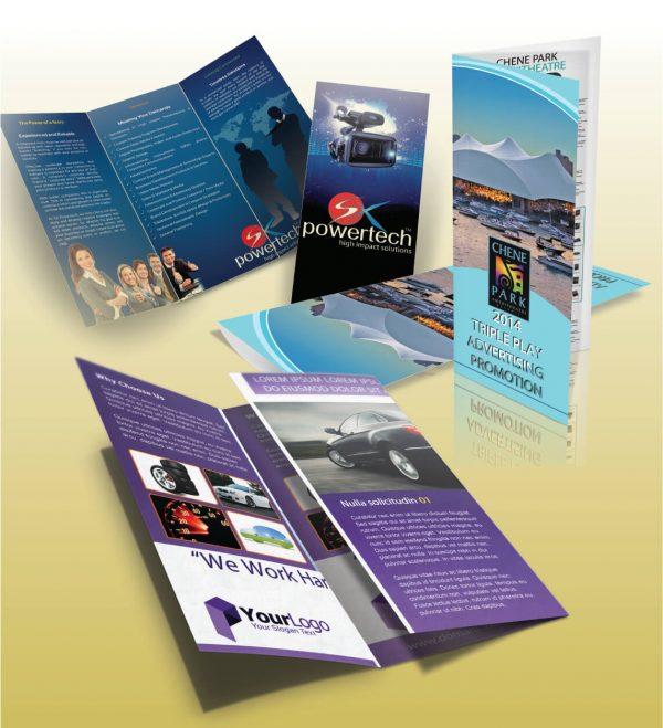 Brochure Printing in Dhaka