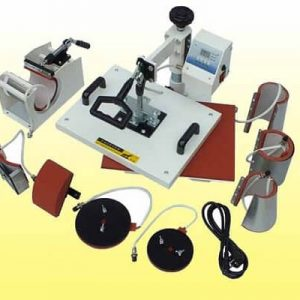5 in 1 Heat Press Machine Price in Bangladesh